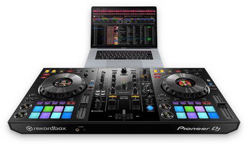 logiciels time codé et controleur DJ