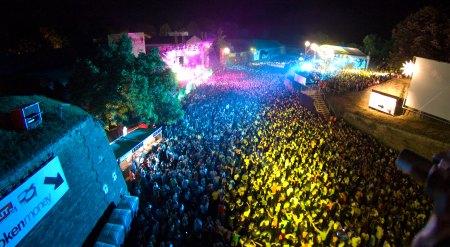 EXIT, le festival Electro de l'Europe de l'Est ! EXIT