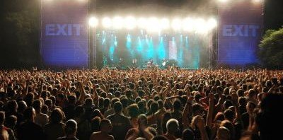 EXIT, le festival Electro de l'Europe de l'Est !