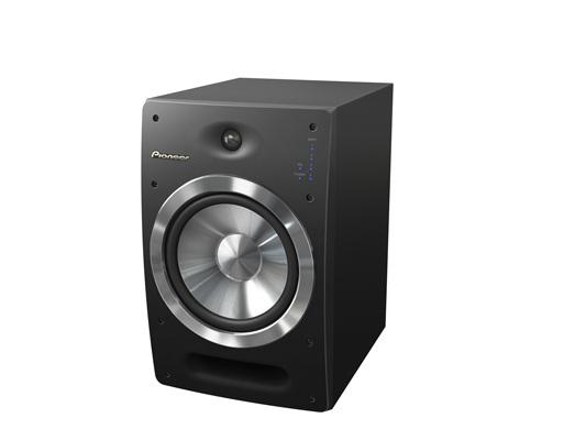 Zoom DJ: Pioneer lance une gamme d'enceintes actives, les S-DJ 3
