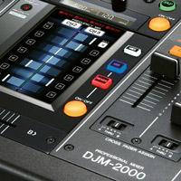 djm 2000 zoom - Maîtriser le Mix DJ, la lumière, le mix vidéo ou la MAO -