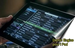 denon engine ipad