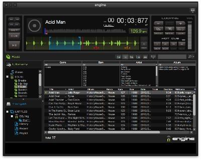 Les logiciels pour DJ: PIONEER Rekorbox vs DENON Engine