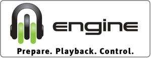 logiciel gestion medias Denon Engine