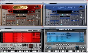 plugin audio et instruments virtuels, mao