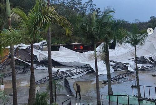 Un cyclone s'est abatu sur le Green Valley
