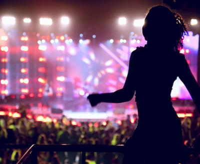 clubbing ou festivals