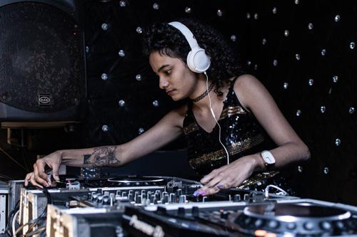 Les femmes DJ