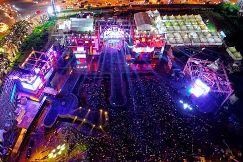 influence de la musique, festivals et concerts