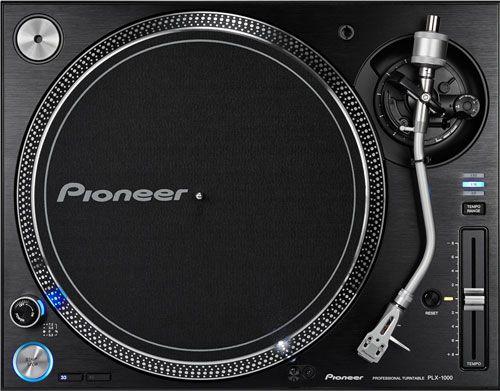 meilleure platine vinyle DJ pour la musique