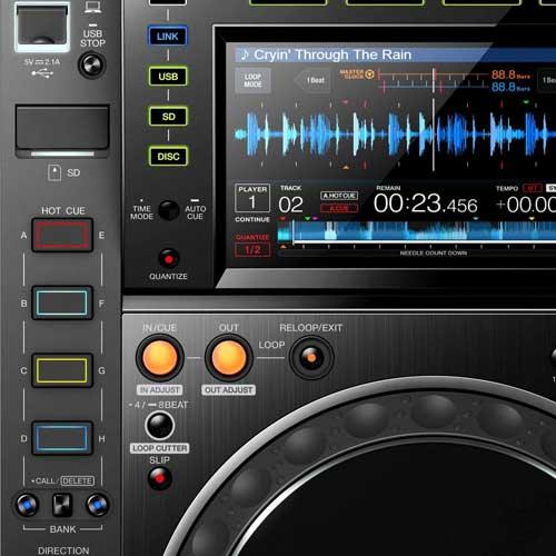Platine DJ Pioneer CDJ-2000NXS2
