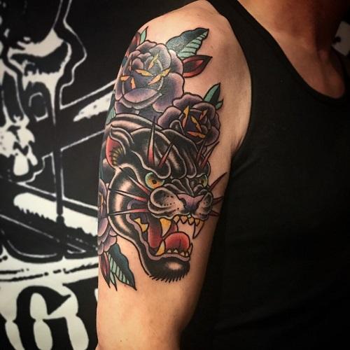 tatouage peau ou tattoo