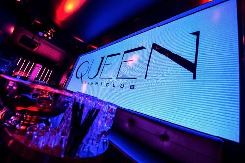 Le quuen ancien night club et lieux de spectacles