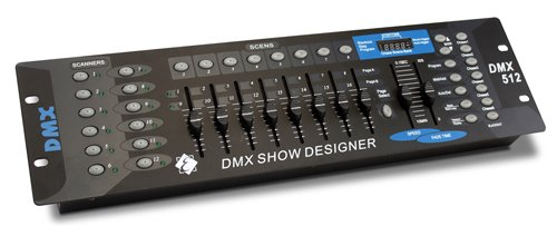 Programmation DMX 512 programmation dmx 512