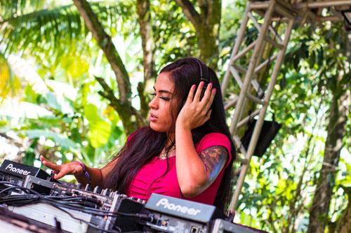 femmes DJ et les miss DJ
