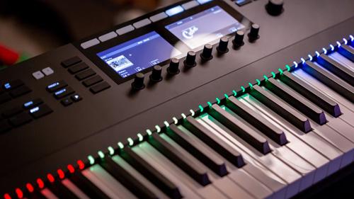 Les genres musicaux et l'usage des synthétiseurs